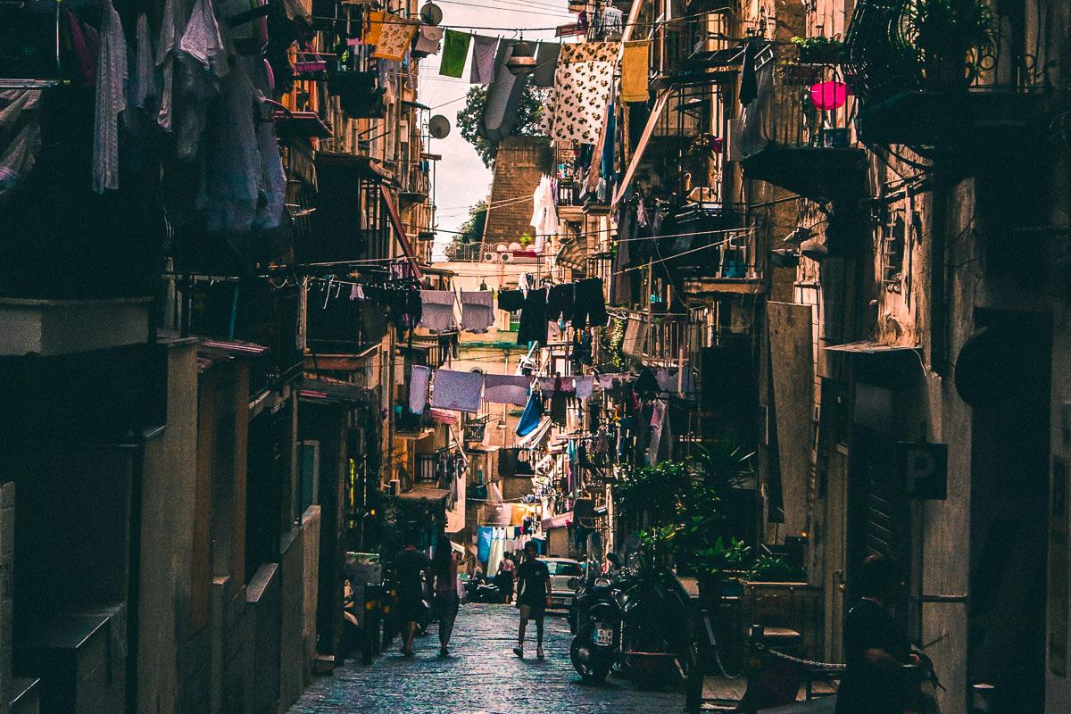 Napoli Espanjalaiset korttelit