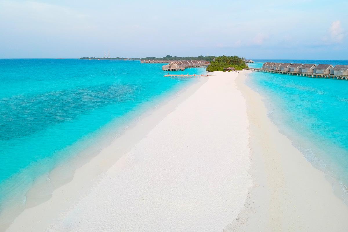 Malediivit Kuramathi hai sukellus