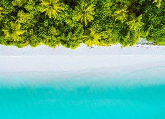 Malediivit edullinen saari