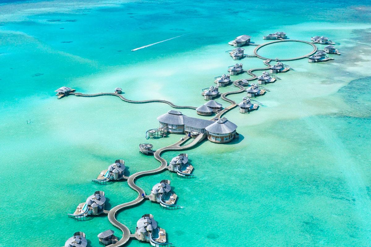 Malediivit luksus