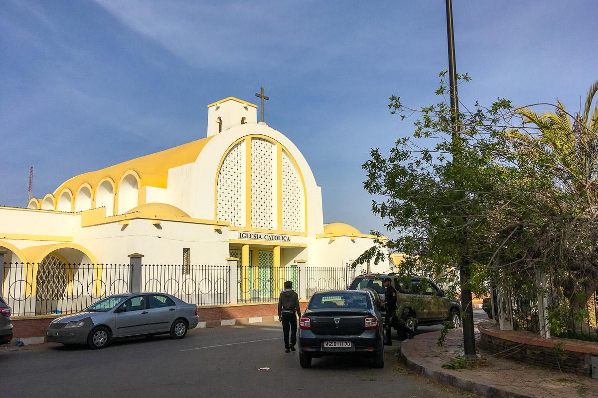 Länsi-Sahara kirkko