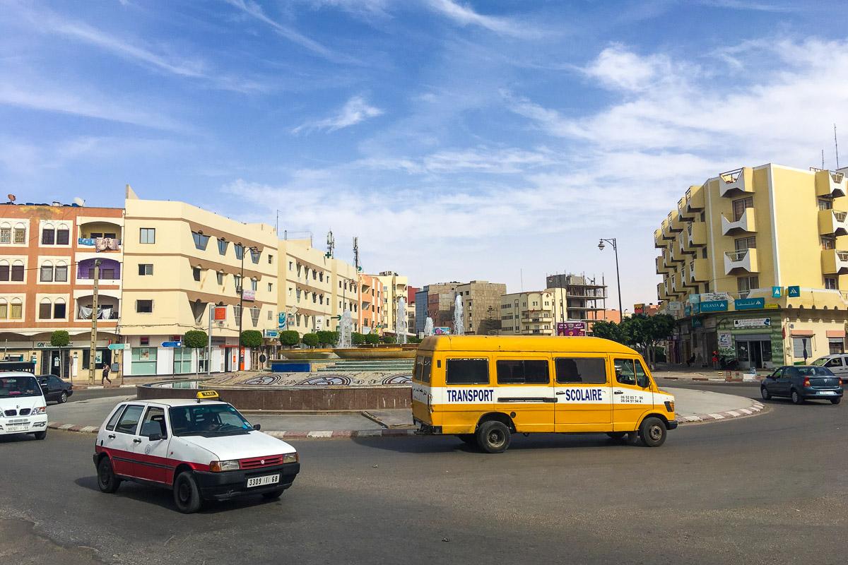 Länsi-Sahara taksi