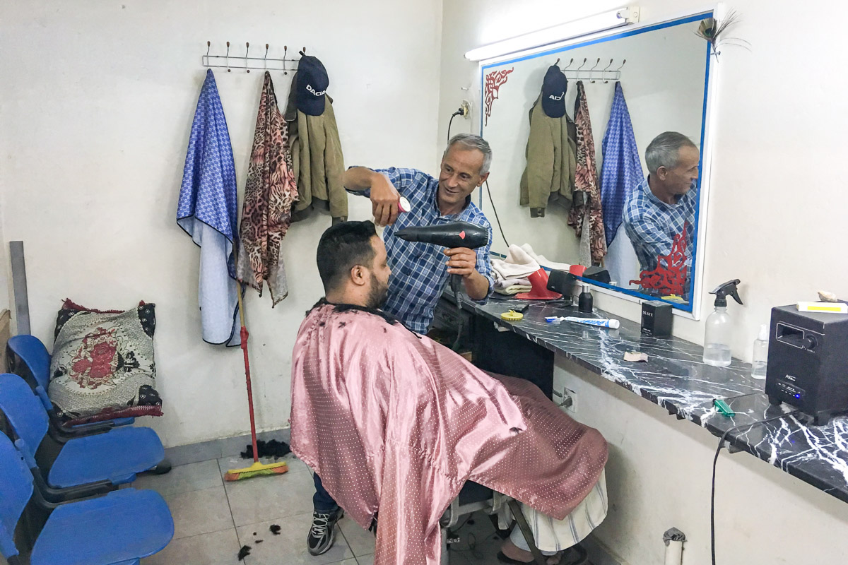 Länsi-Sahara parturi