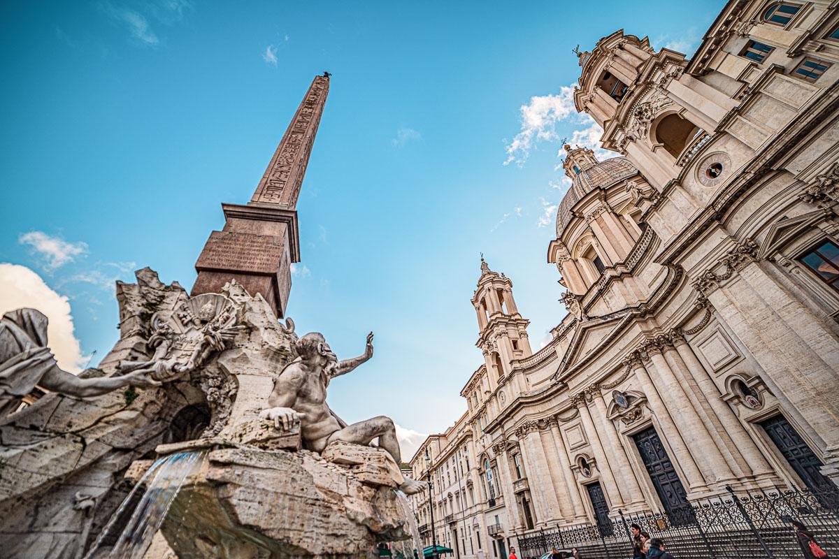 Piazza Navona Rooma