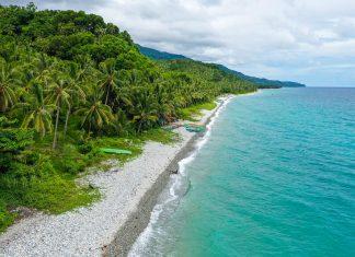 Filippiinit Surigao ranta