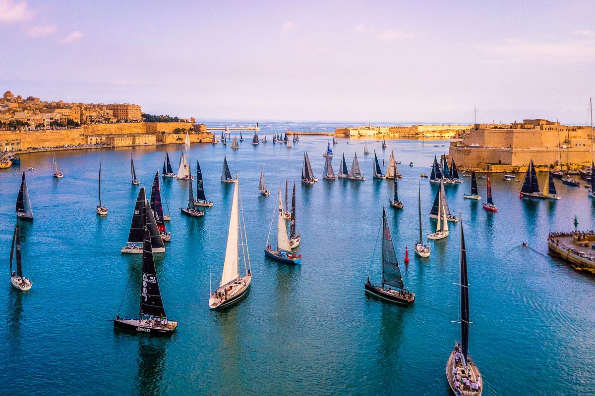 Malta Suuri satama