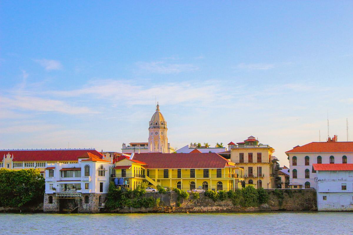 Panama vanha kaupunki