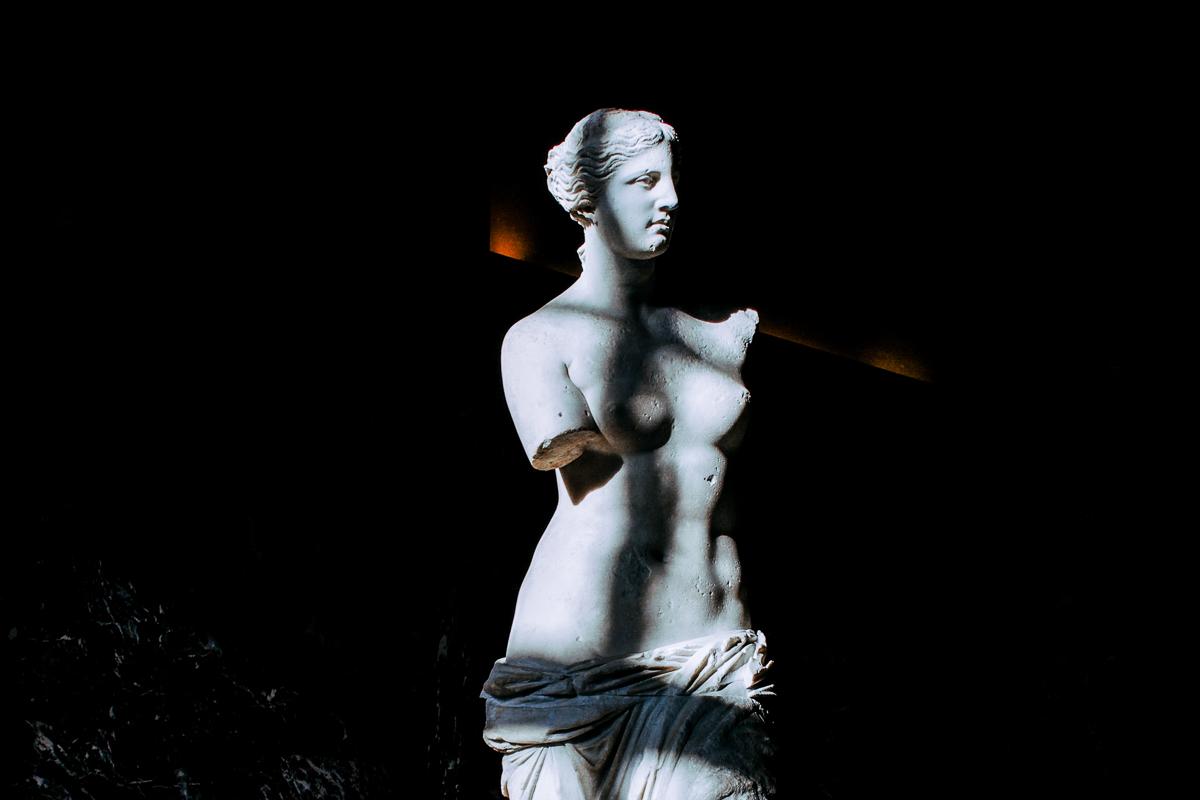 Milon Venus Louvre