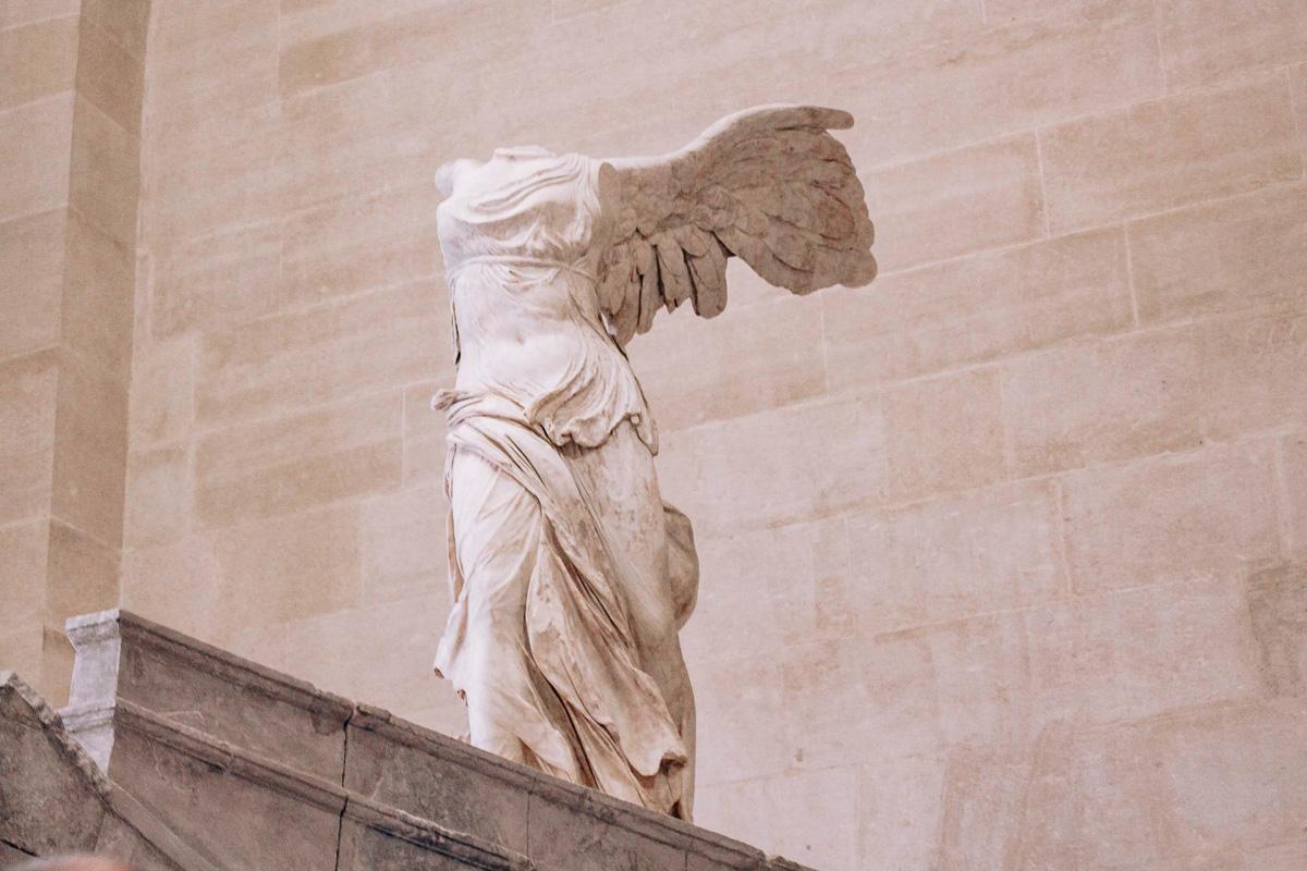 Louvre patsaat