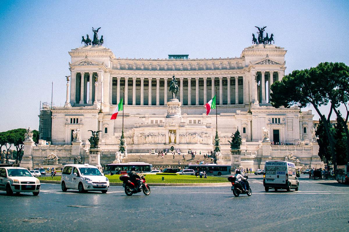 Vittorio Emanuel II:n muistomerkki