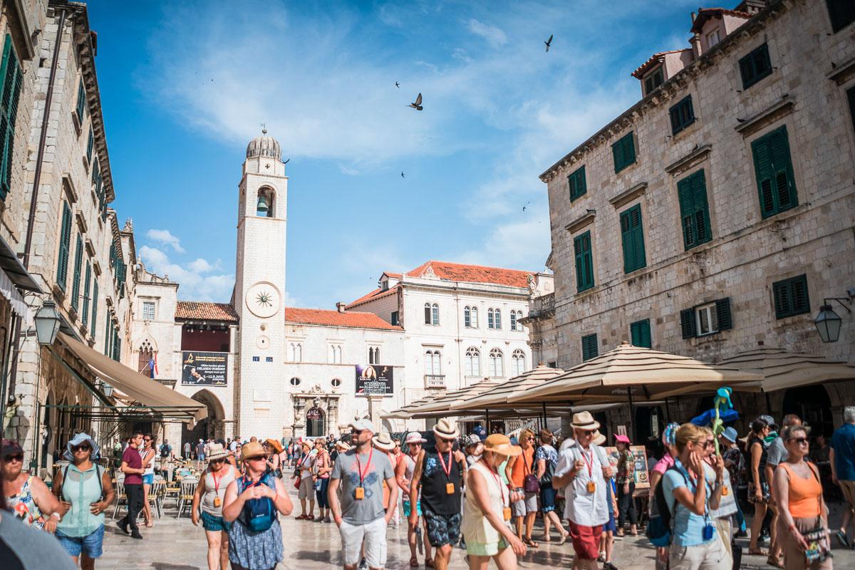 Dubrovnik kellotorni