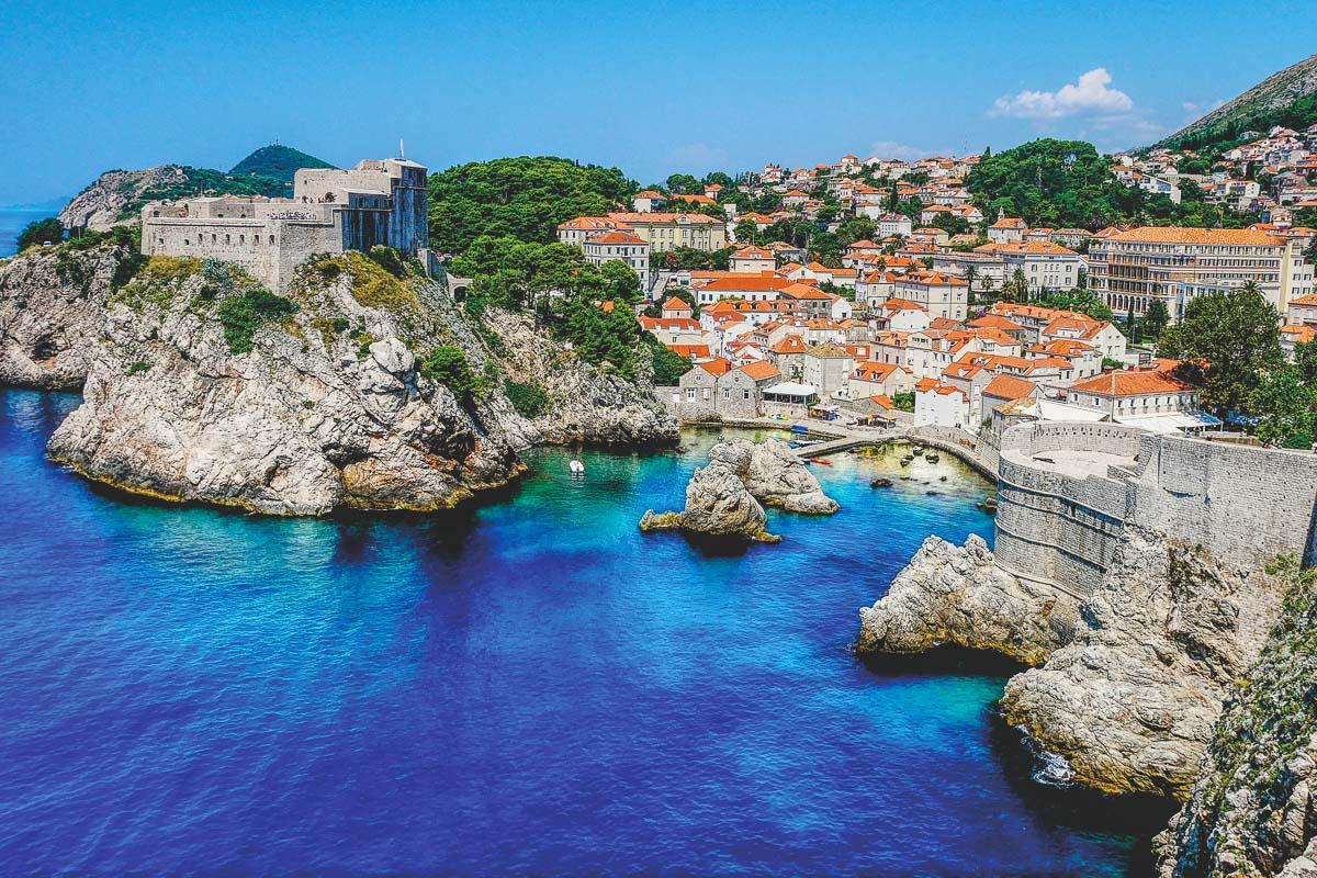 Dubrovnik linnoitus