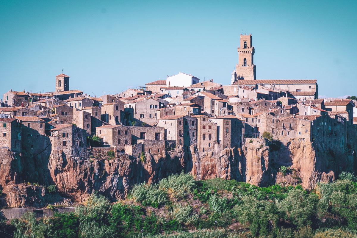 Toscana Pitigliano