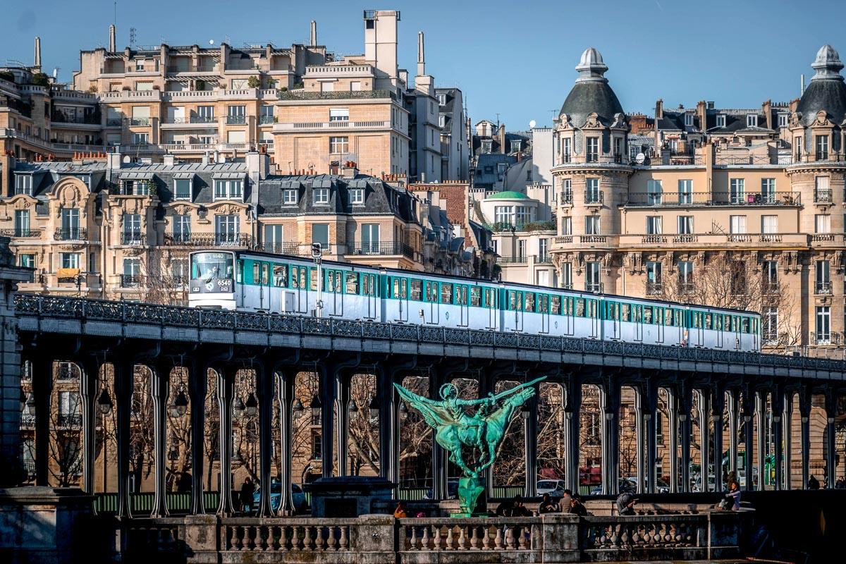 Pariisi metro