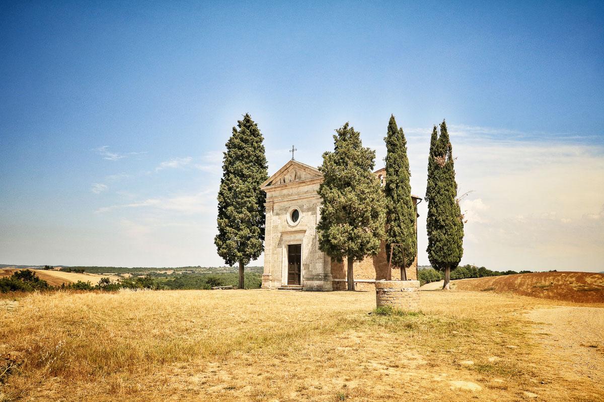 Toscana maaseutu