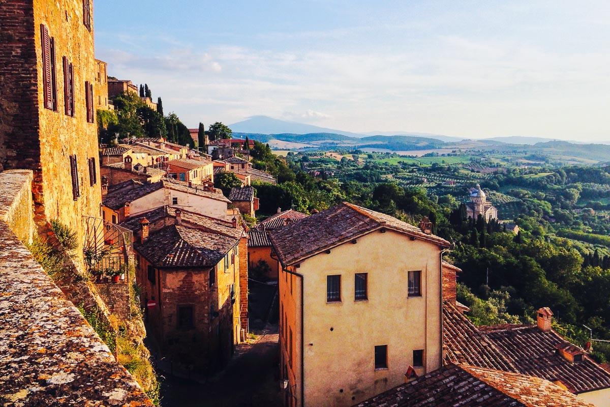 Montepulciano Toscana