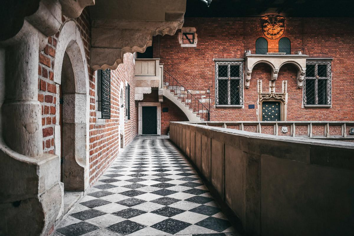 Collegium Maius Krakova