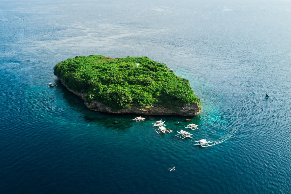 Moalboal saari