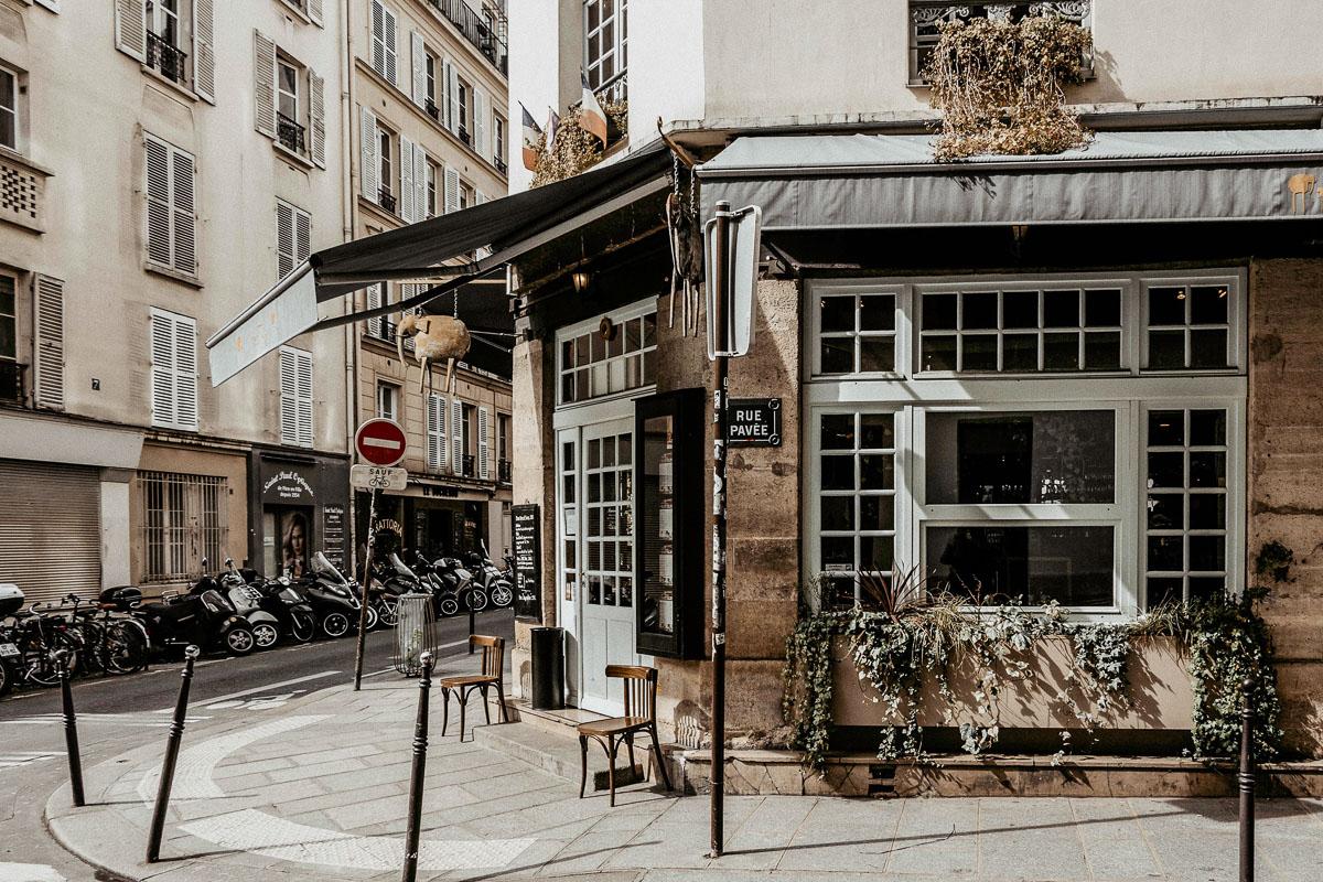 Pariisi kaupunginosa Marais