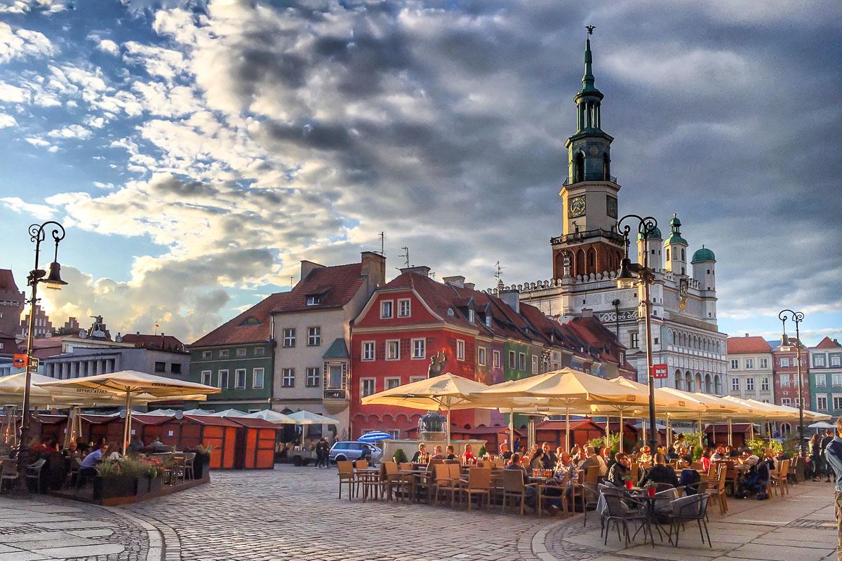 Poznan nähtävyydet