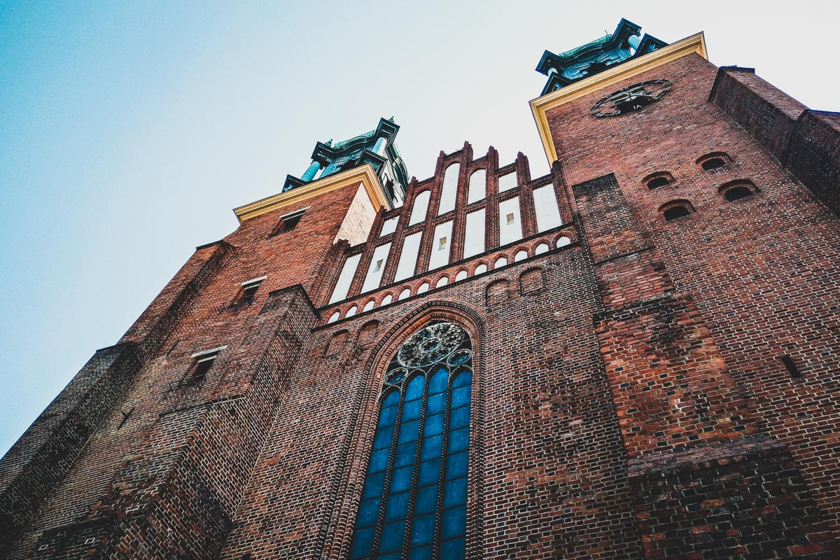 Poznan katedraali