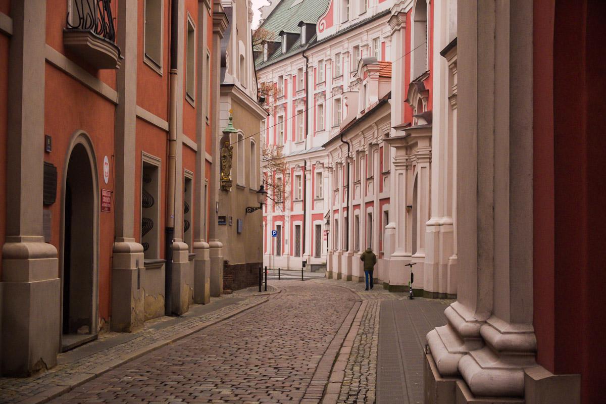 Poznan keskusta