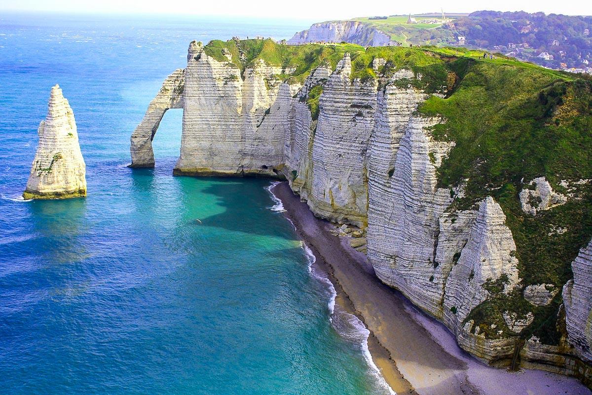 Normandia kallio