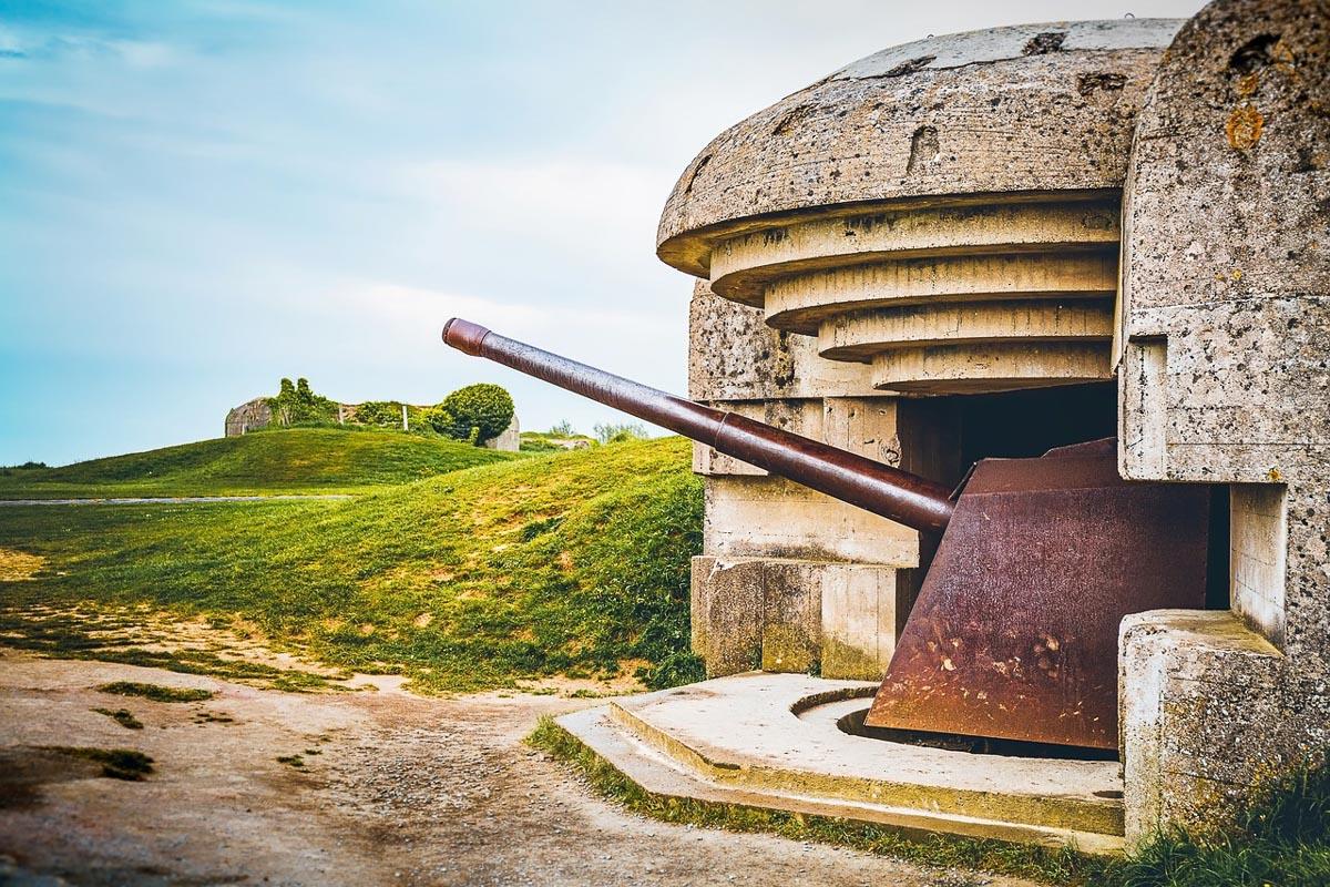 Normandia linnoitus