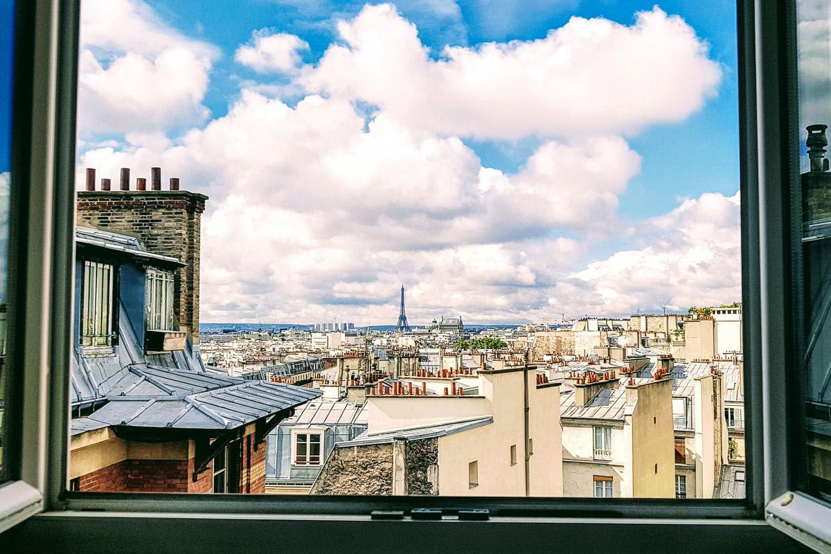 Pariisi kaupunginosat