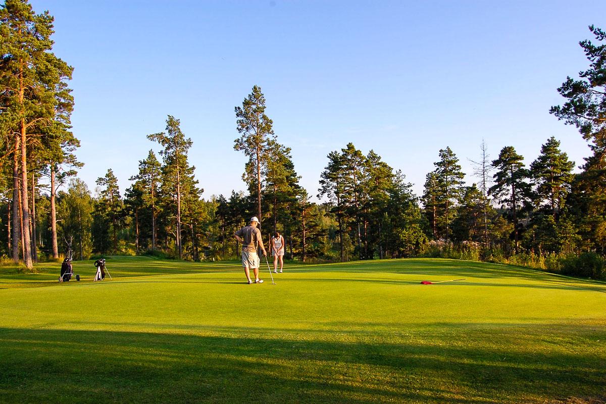 Saaristo golf