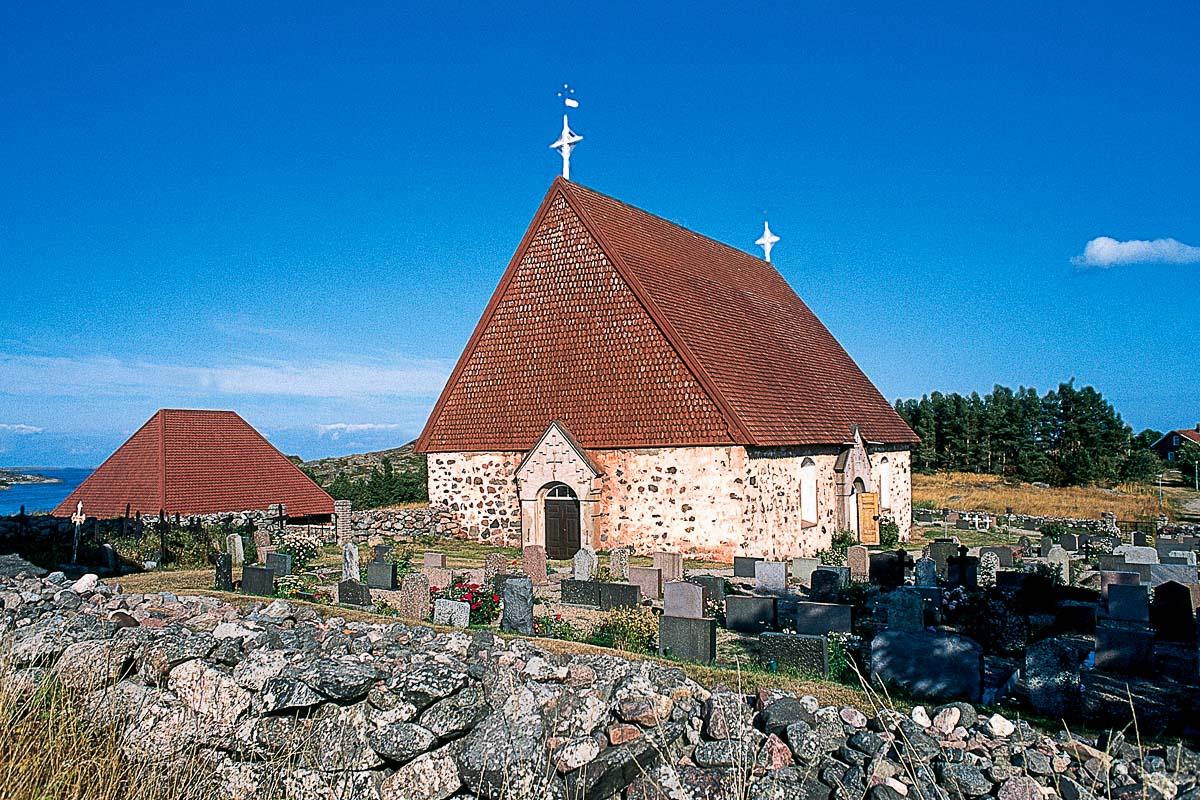 Kökar kirkko