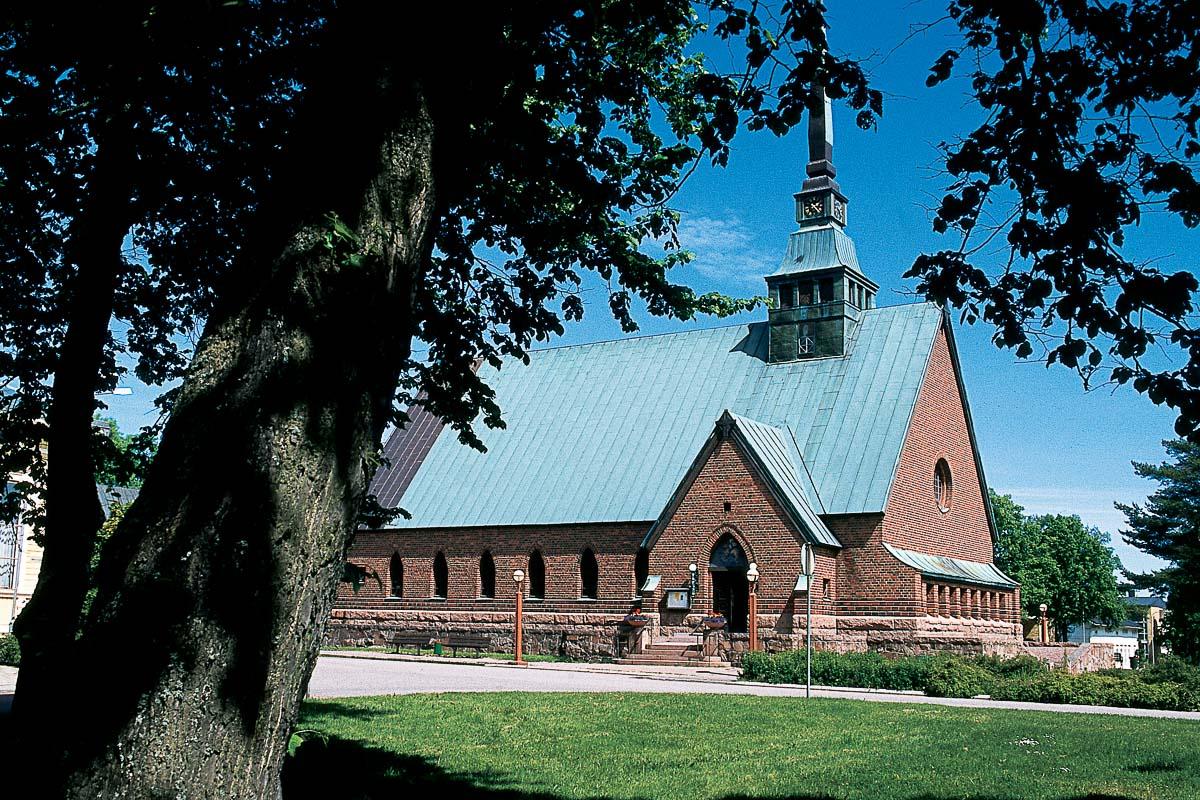 Maarianhamina kirkko
