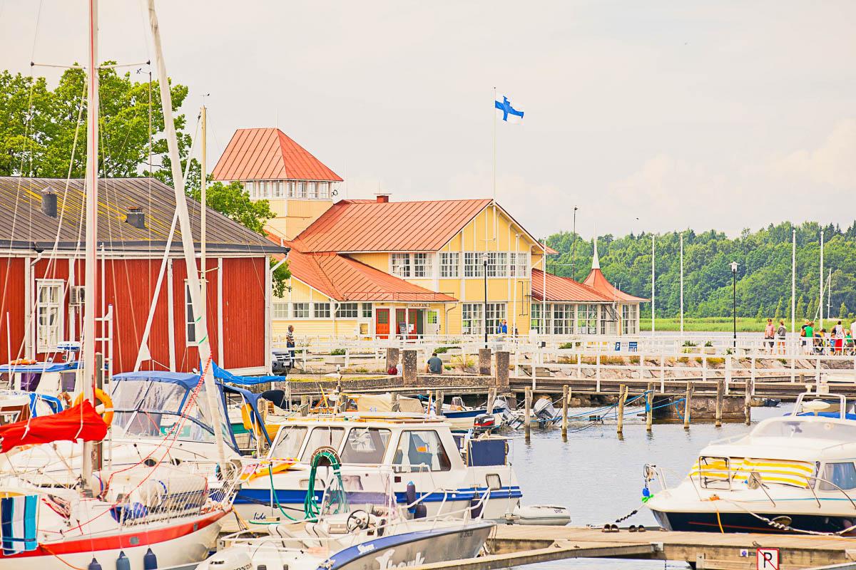 Tammisaari satama