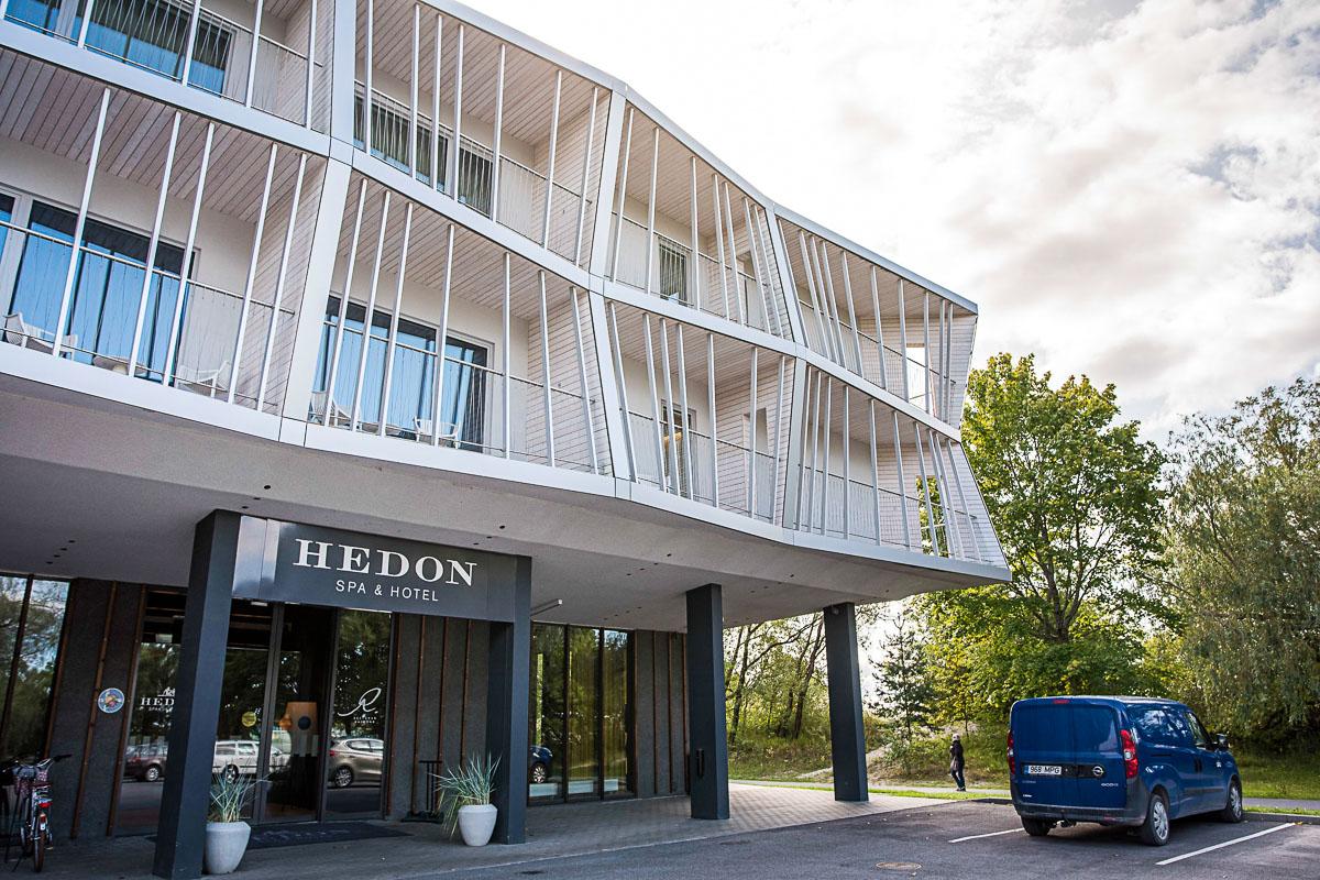 Pärnu kylpylä Hedon Spa