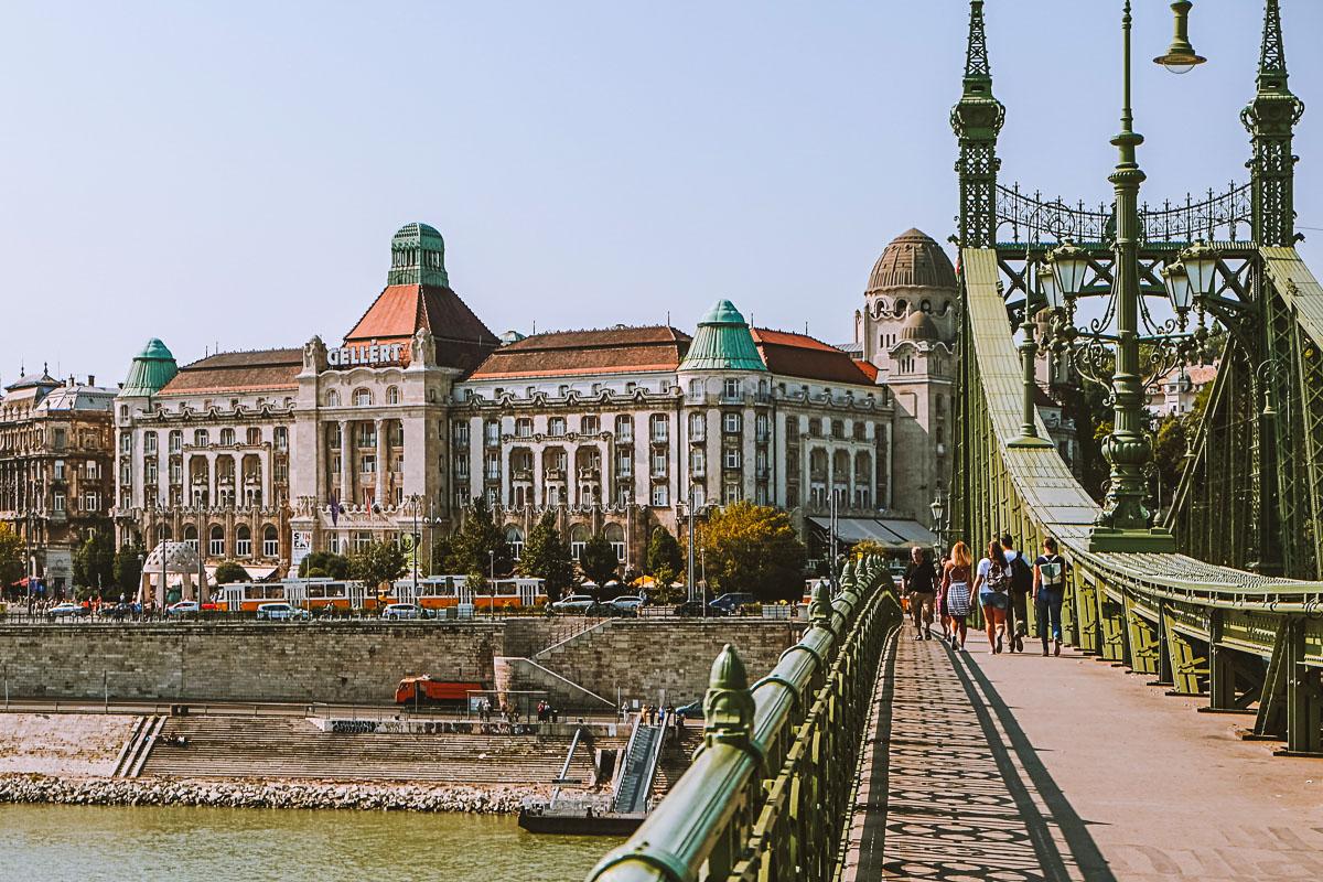 Vapaudensilta Budapest