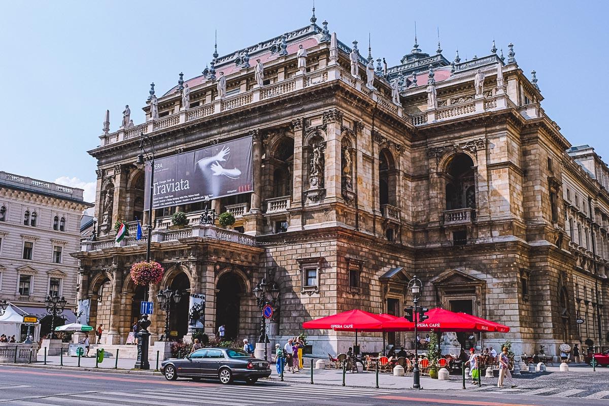Budapest keskusta
