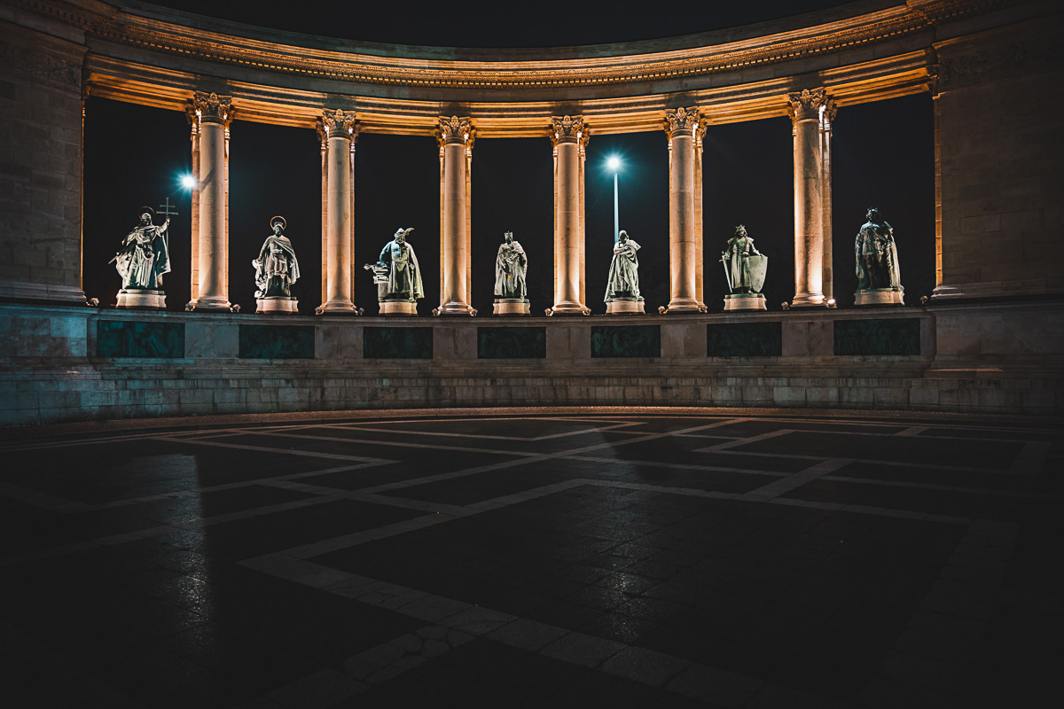 Budapeestin Sankarien aukio