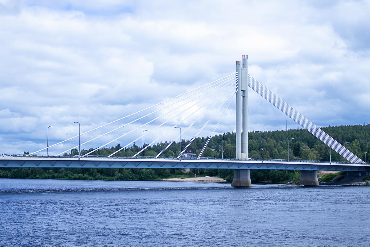 Rovaniemi silta
