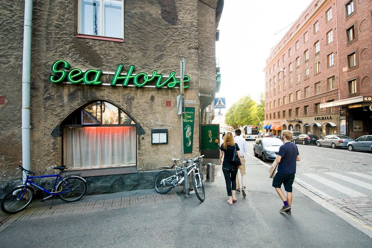 Sea Horse ravintola Helsinki