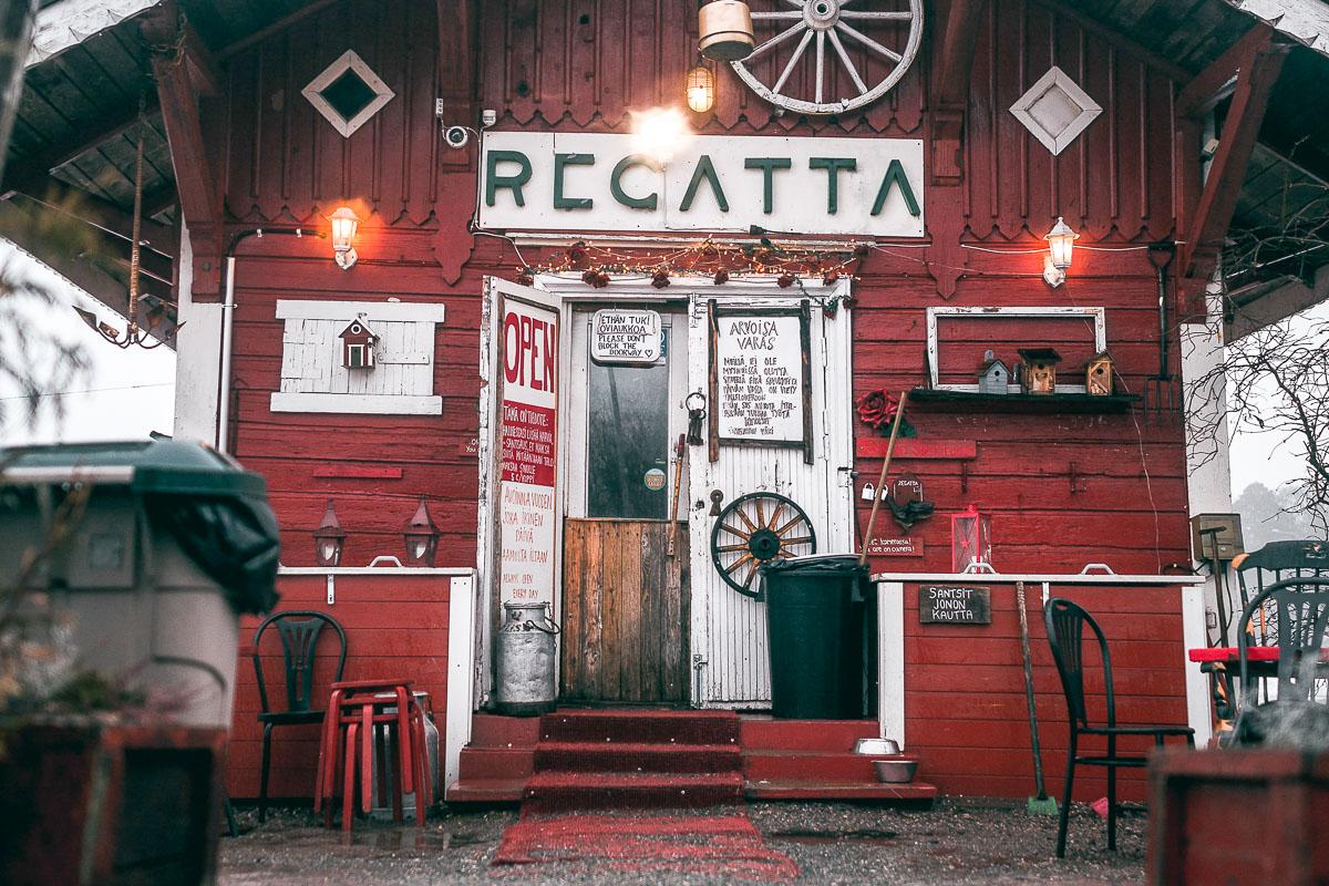 Helsinki kahvila