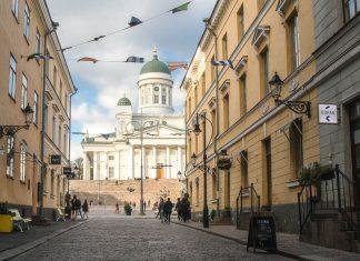 Senaatintori Helsingin nähtävyydet