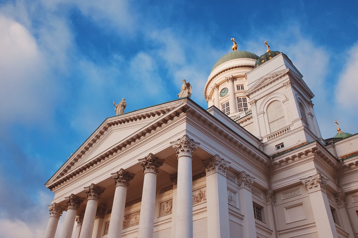 Suurkirkko Helsinki