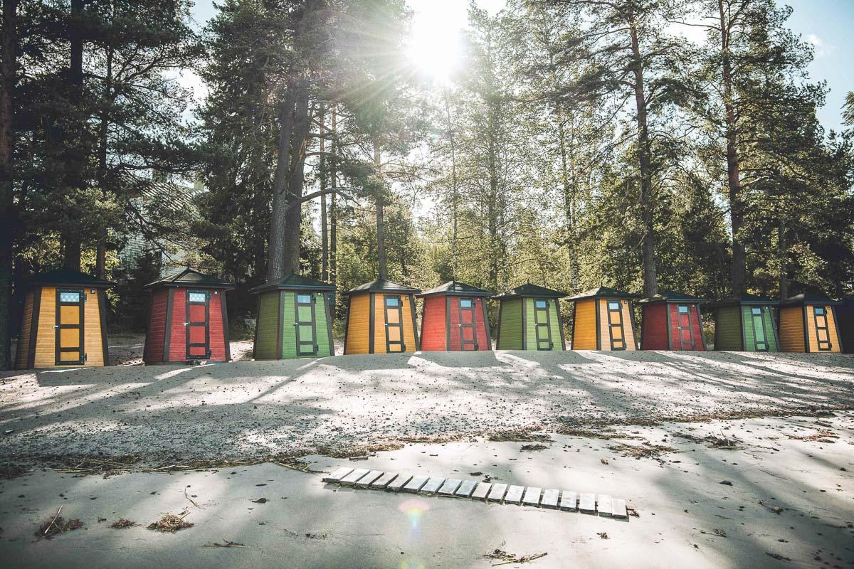 Helsingin saaret Pihlajasaari