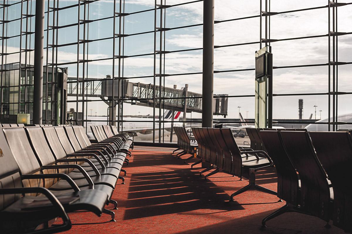 covid lentokenttä