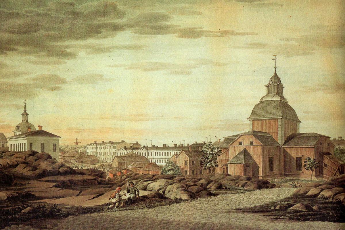 Senaatintori kirkko