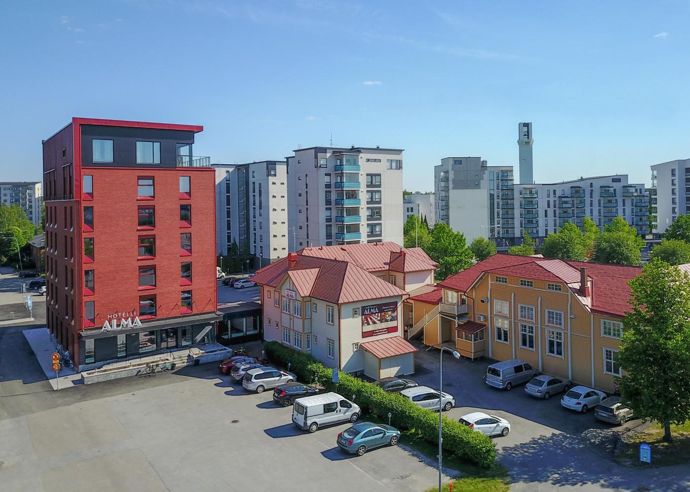 Seinäjoki hotelli