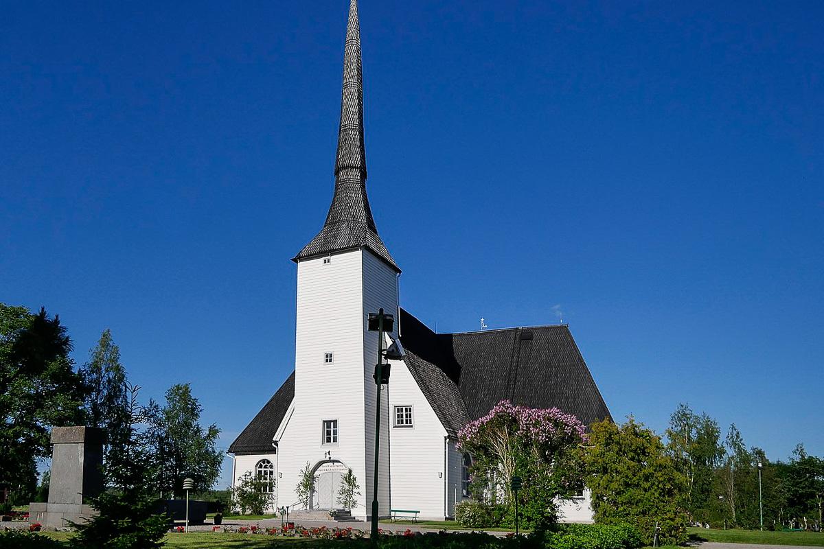 Vöyrin kirkko