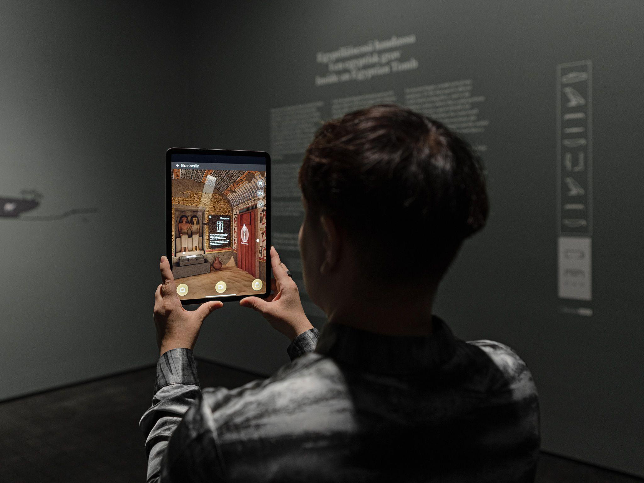 Egypti näyttely