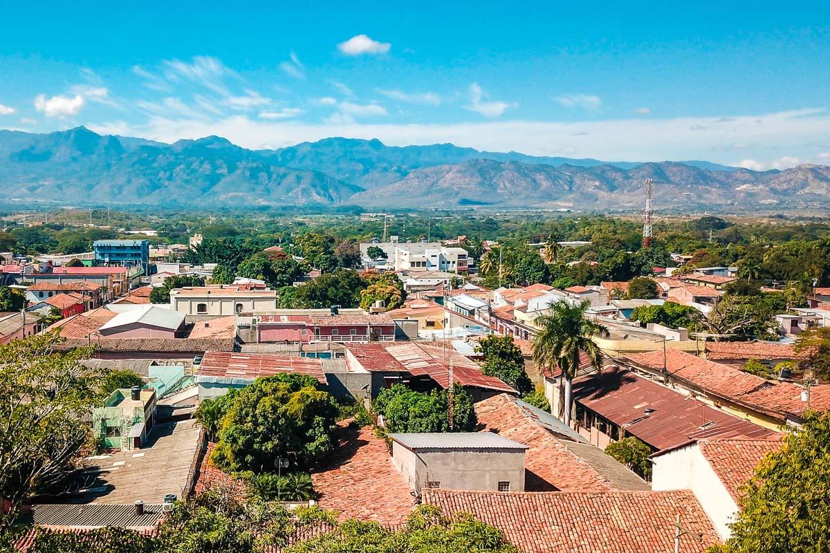 Honduras vanha kaupunki