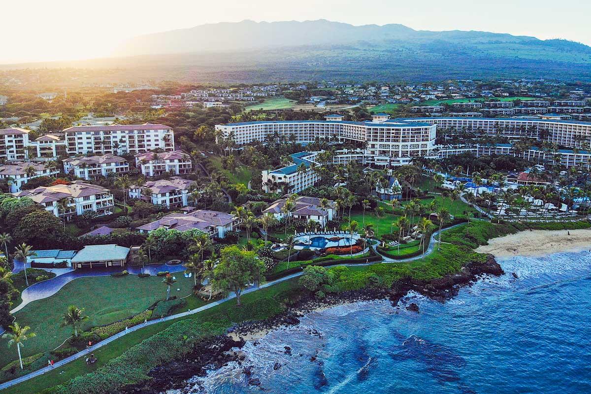 Maui hotellialue
